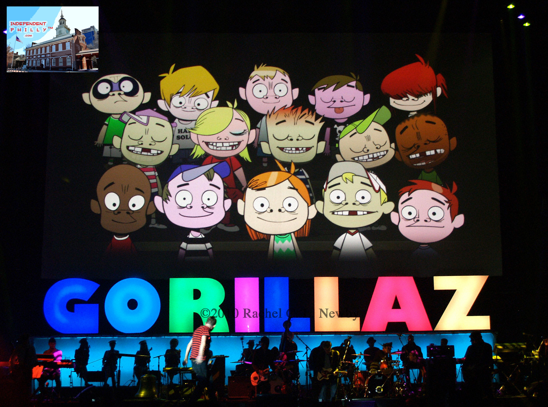 The Gorillaz Musical Evolution