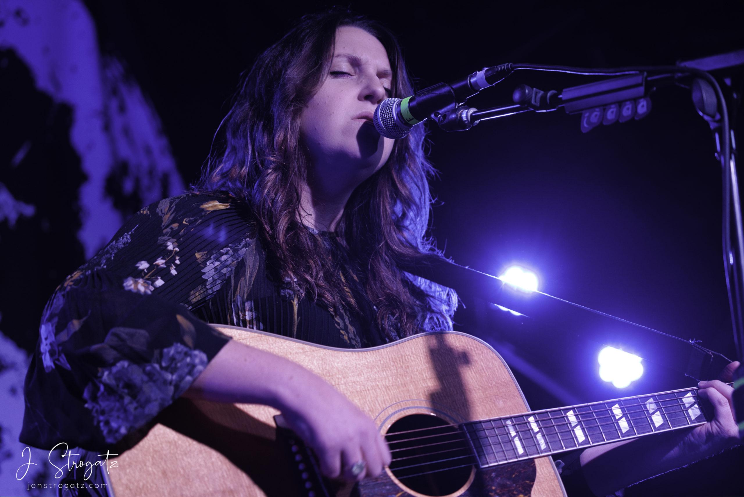 Caroline Spence at The Foundry photo - Jen Strogatz
