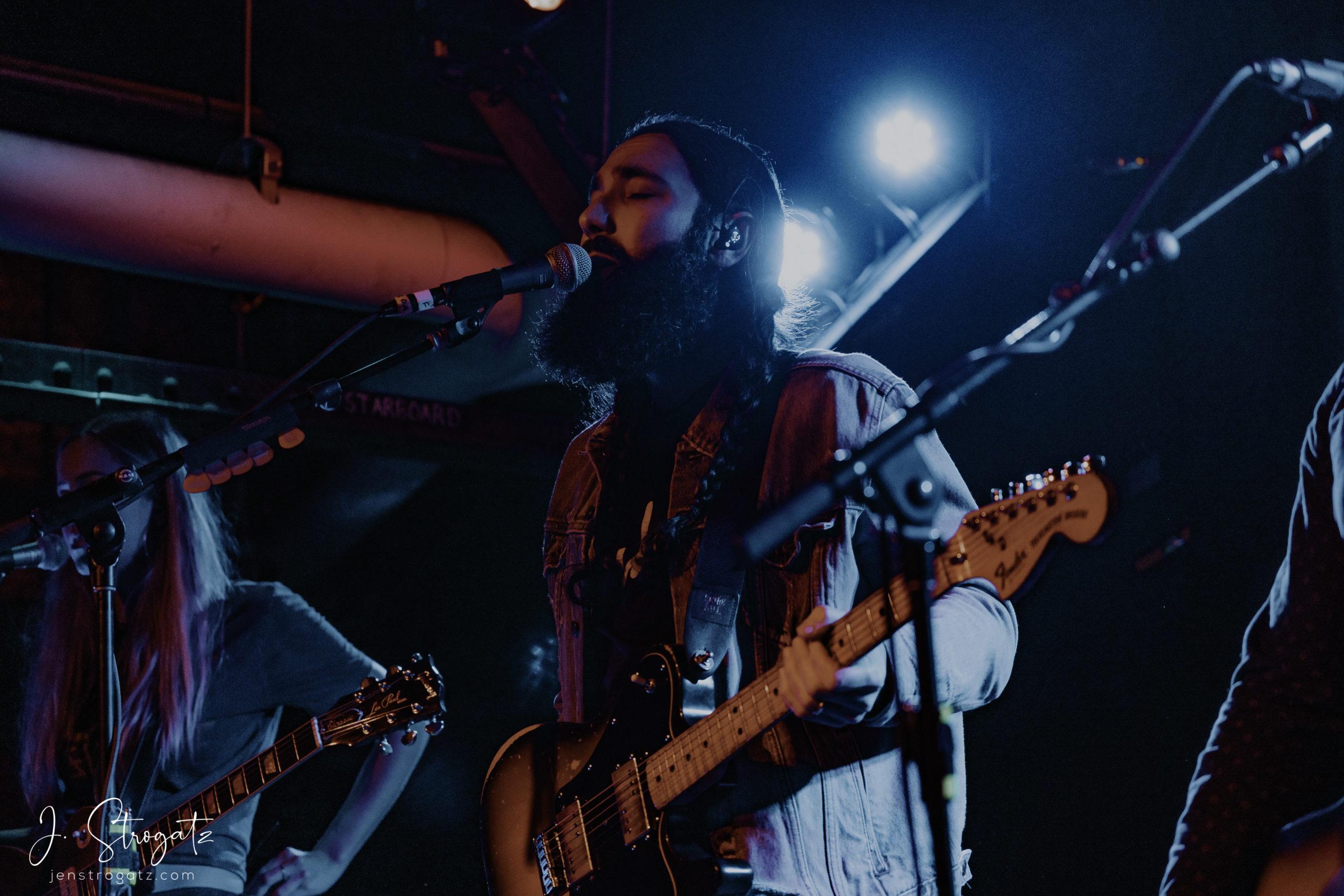 Ron Pope at The Foundry photo - Jen Strogatz